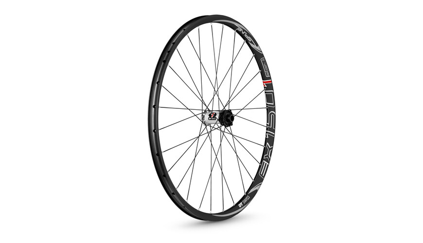 "DT Swiss EX 1501 Spline One 26"" VR 100/15mm schwarz"